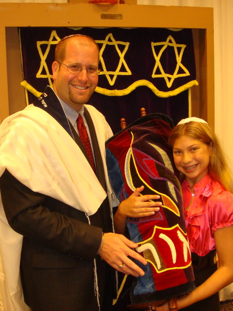 Rabbi for Bar Mitzvah & Bat Mitzvah Ceremonies