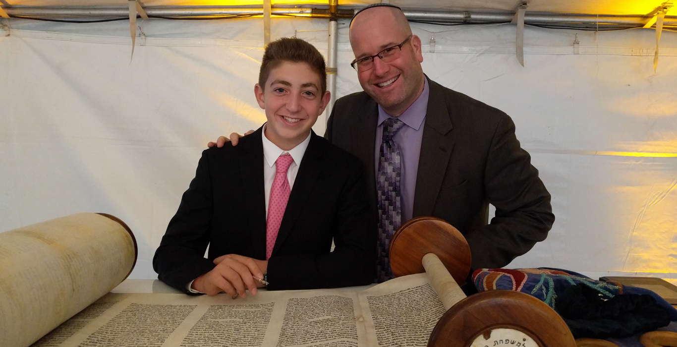 Bar & Bat Mitzvah Ceremonies Customized for Each Teen