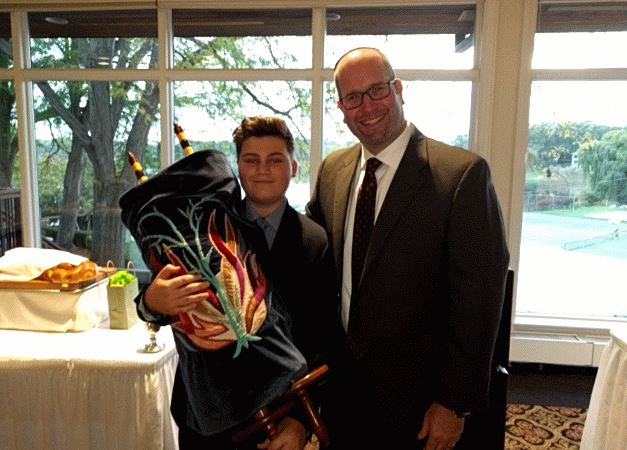 Bar Mitzvah Ceremony in Michigan