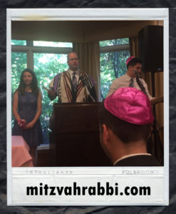 Rabbi Jason Miller - The Mitzvah Rabbi