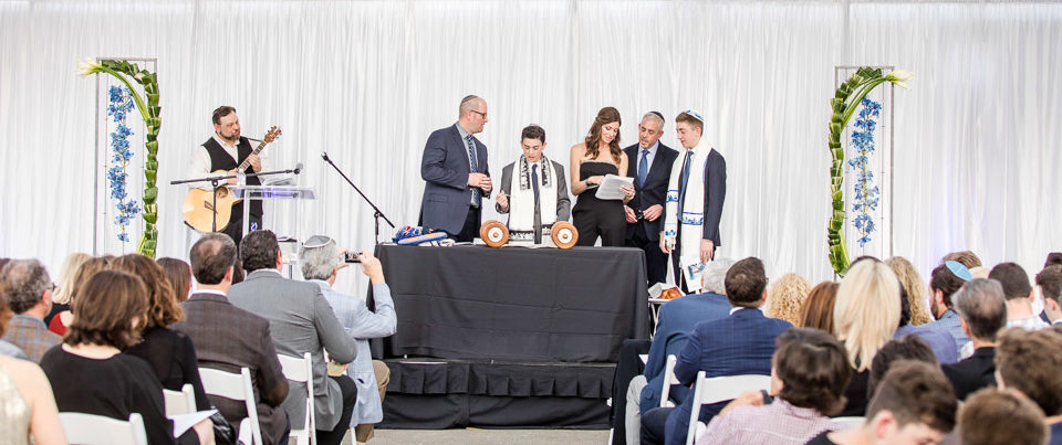 Bar Mitzvah - Rabbi for Private Bar Mitzvah Ceremony