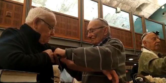 Celebrating Bar Mitzvahs in Israel