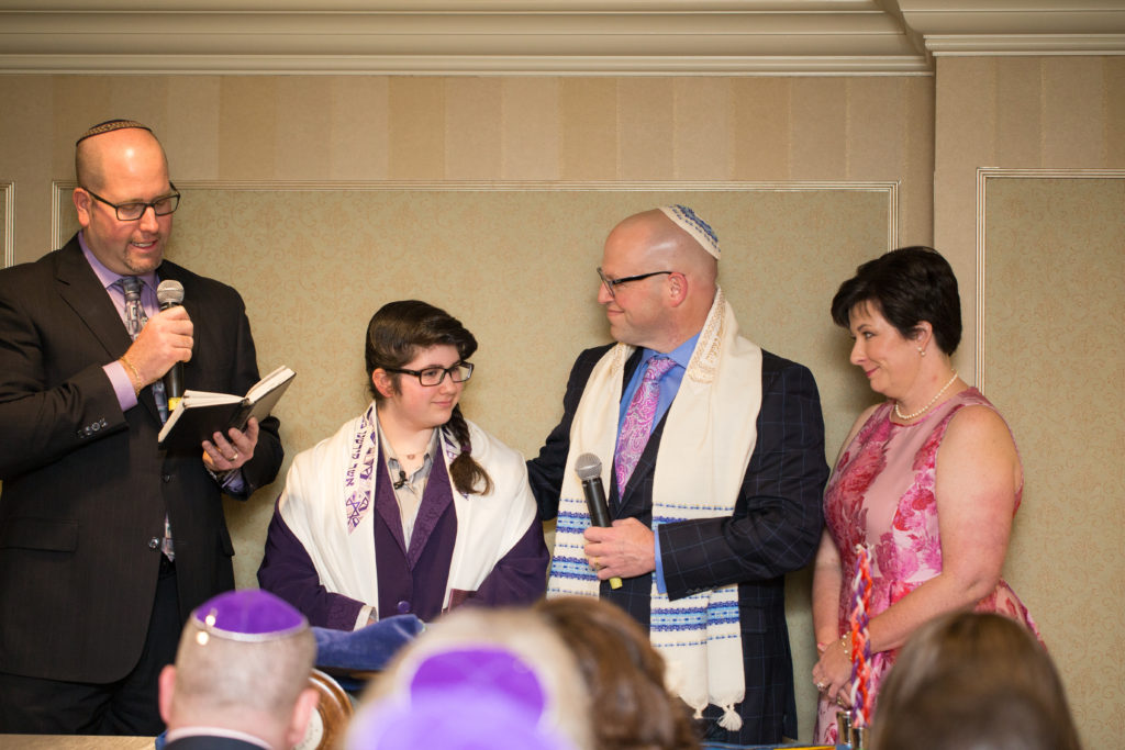 Bat Mitzvah that is Meaningful