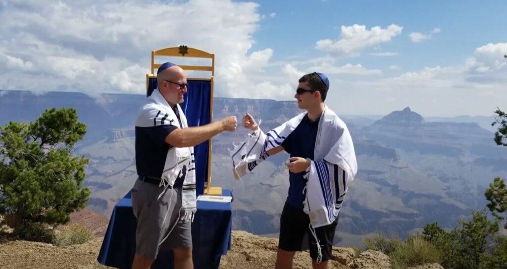 Grand Canyon Bar Mitzvah