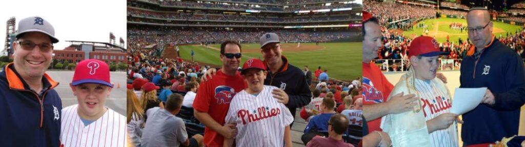 Philadelphia Phillies Destination Bar Mitzvah